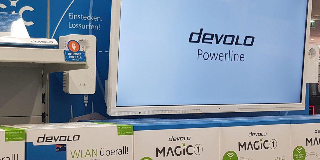 Digitales Merchandising für Retail
